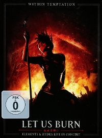 Cover Within Temptation - Let Us Burn [DVD]